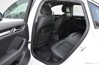 2018款奥迪A3 30周年型1.4T自动Limousine 35 TFSI风尚型