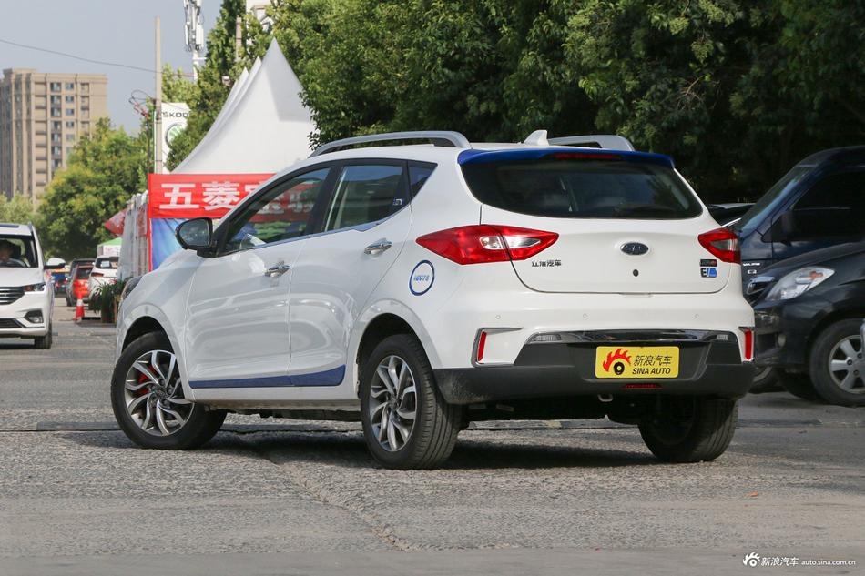 每次亮相都是焦点,江淮汽车江淮iEV7S全国最高直降0.62万