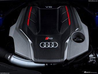 百公里加速4.1s  奥迪RS4 Avant全面完爆M3