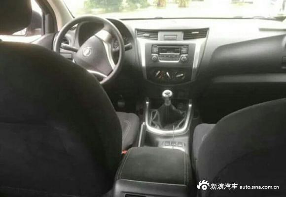 或11月上市 郑州日产Navara申报图曝光