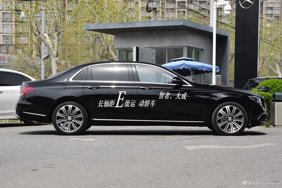 值得购买的新车之一,奔驰E级最低8.3折