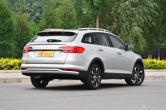 2018款一汽骏派CX65 1.5L手动智联豪华型