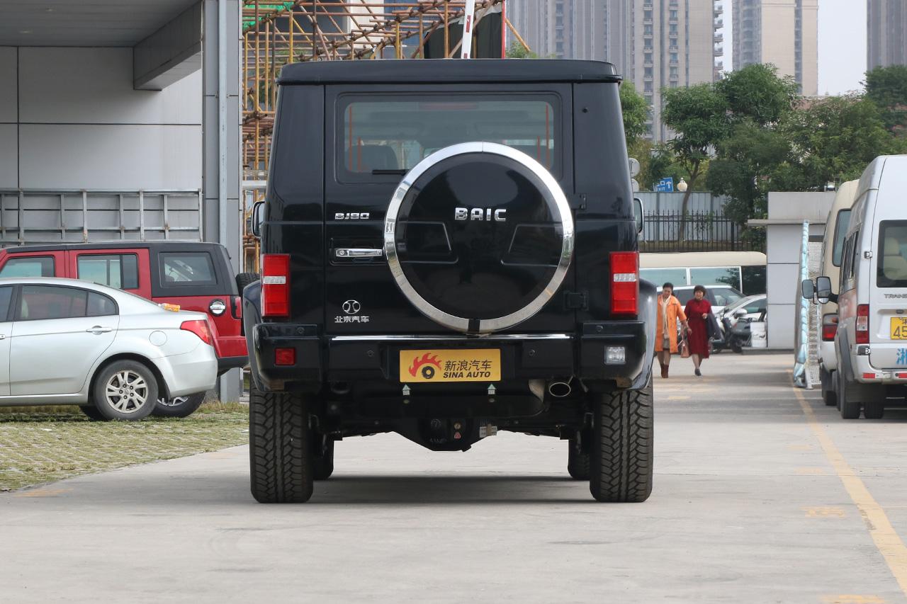 2018年北京BJ80 2.3T自动尊贵版