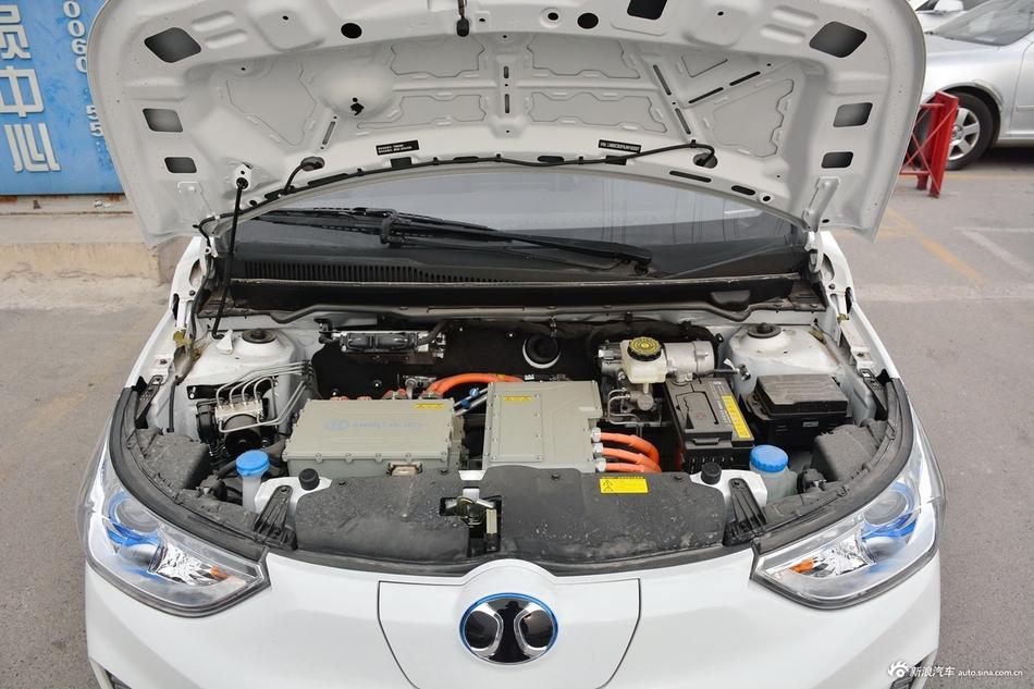 2018款北汽新能源EC系列 EC3 灵动版
