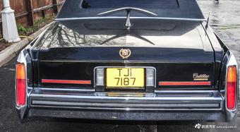 特朗普80年代豪华座驾内部曝光
