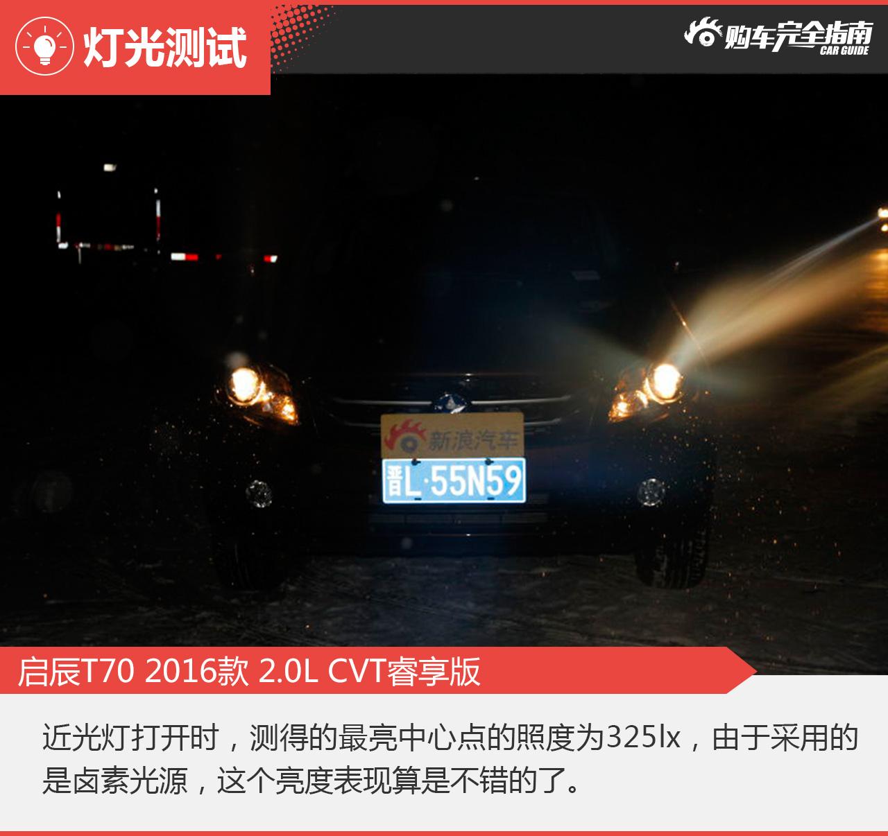 东风启辰T70