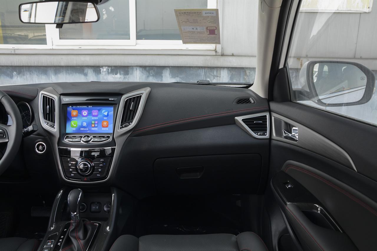 2017款CS75尚酷版1.8T自动四驱豪华型