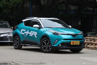 2018款C-HR 2.0L自动旗舰版