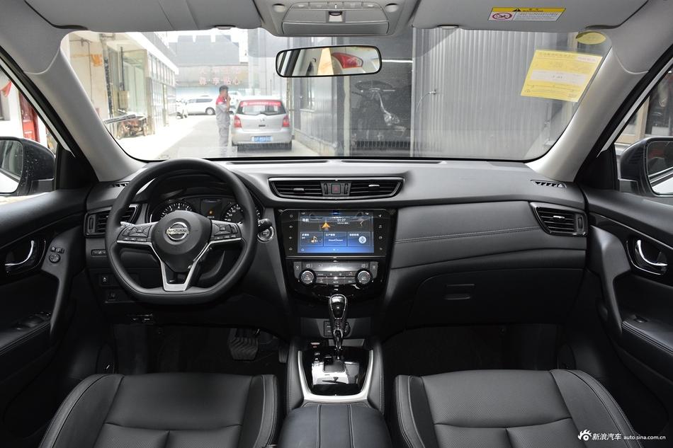 2019款奇骏2.5L自动四驱智联领先版