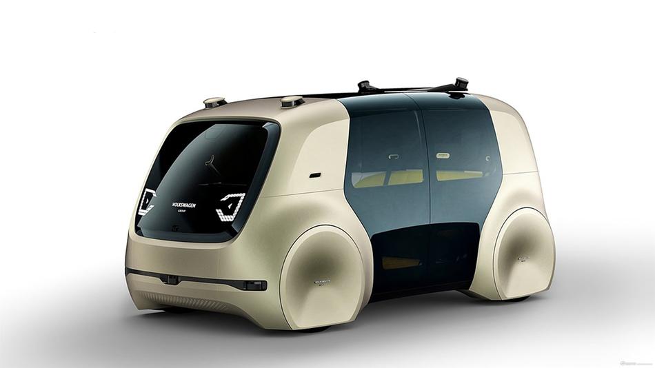 大众史上最大革新 Sedric概念车到底是个啥?