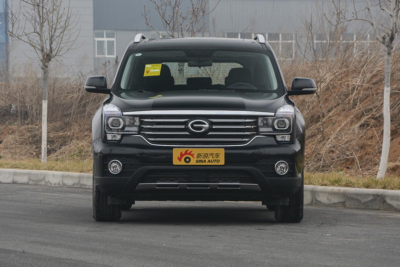 2017款传祺GS7 320T 2.0T两驱豪华型