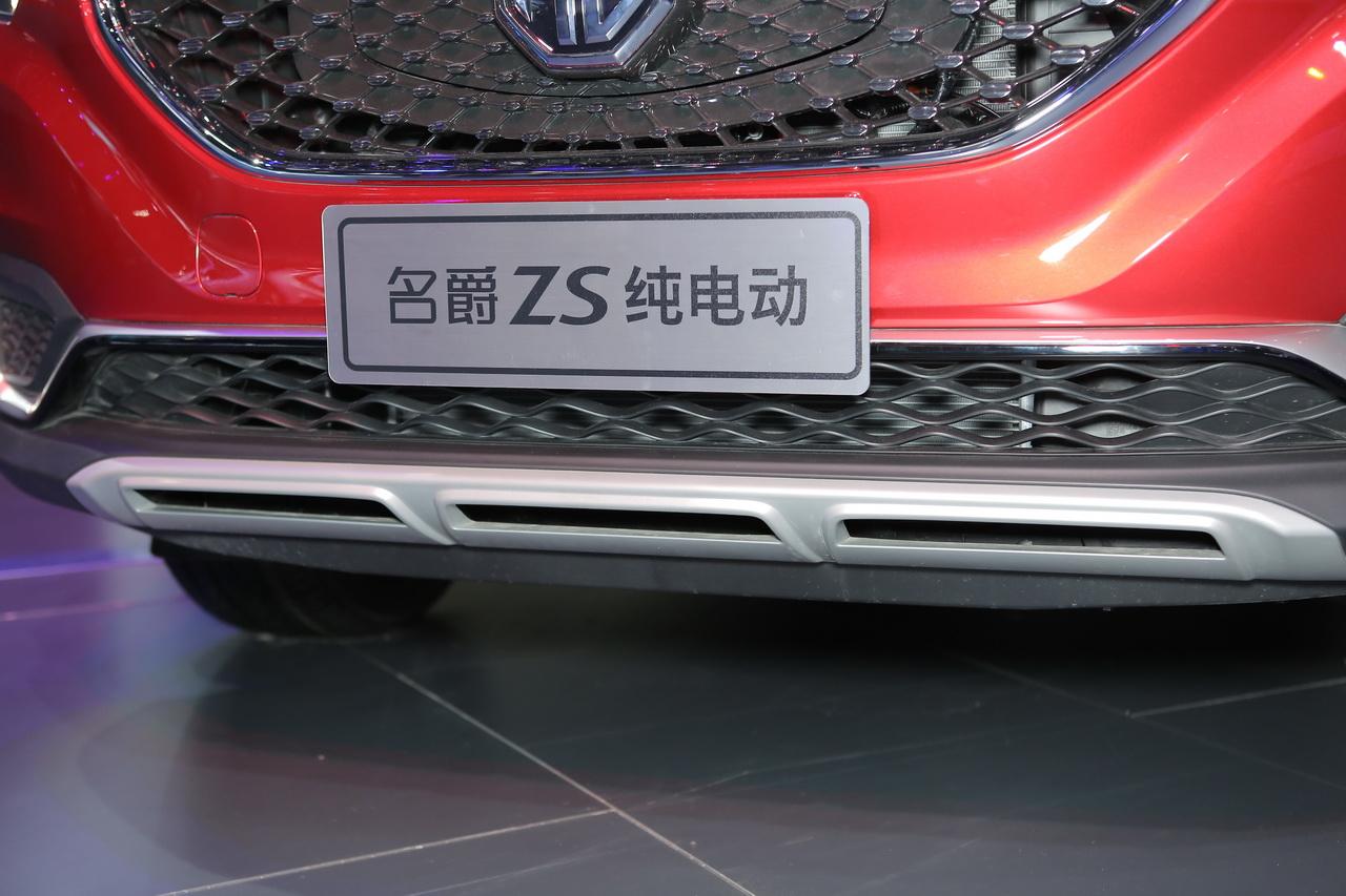 2018广州车展实拍:名爵ZS纯电动