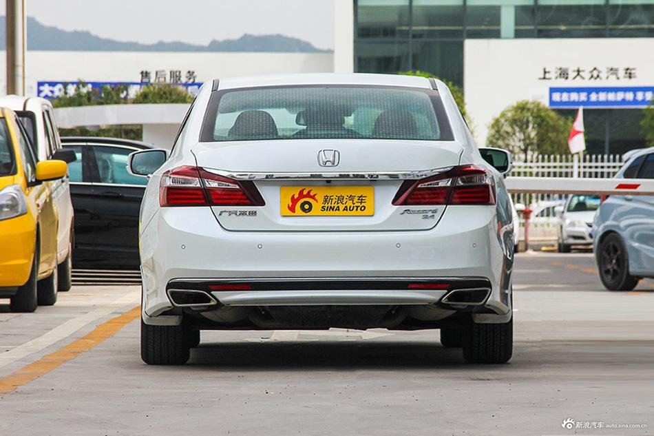 终于等到这个价,本田雅阁新车全国14.48万起