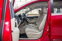 2017款奇骏2.5L自动CVT豪华版 4WD