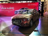 北京现代全新悦动下线仪式在京举行