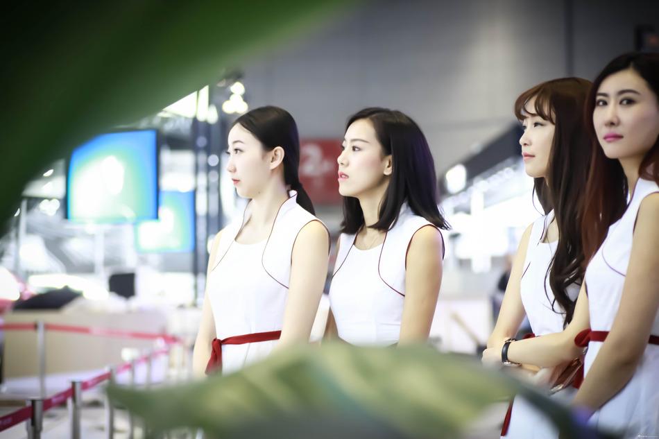 上海车展只是取消车模,并非拒绝美女