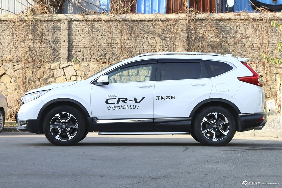 如今全国最低17.09万,本田CR-V多少人值得拥有