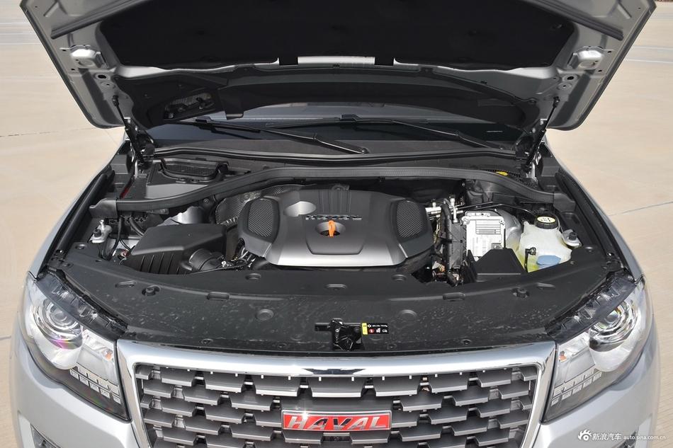 2017款哈弗H8 2.0T自动汽油四驱悦享型
