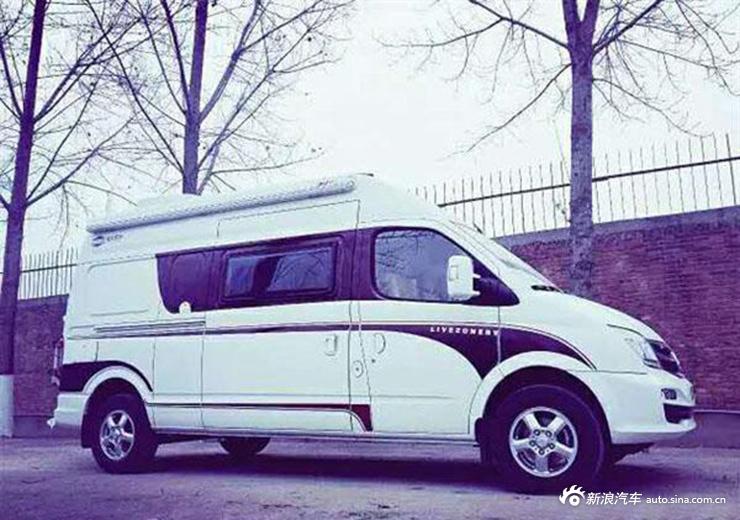 售价34.9-42.8万元 览众B5房车正式上市