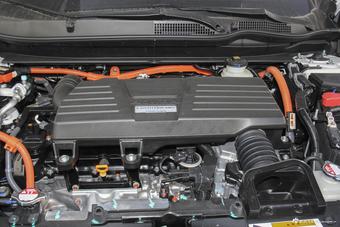 CR-V混动底盘图