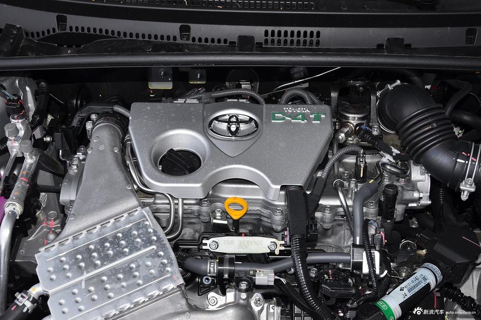 2017款卡罗拉改款1.2T自动CVT GL-i
