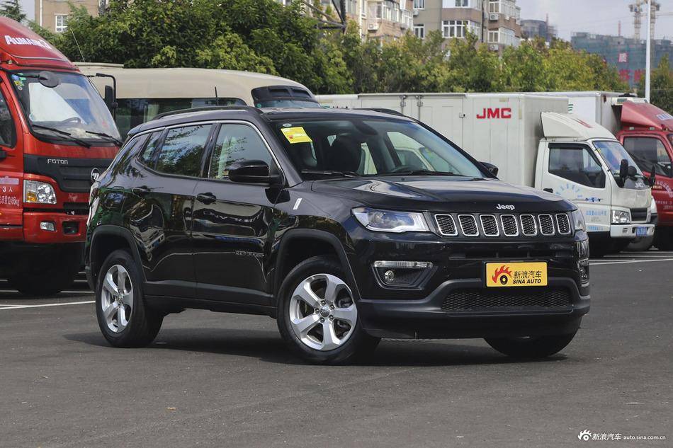 值得购买的新车之一,Jeep指南者最低8.9折