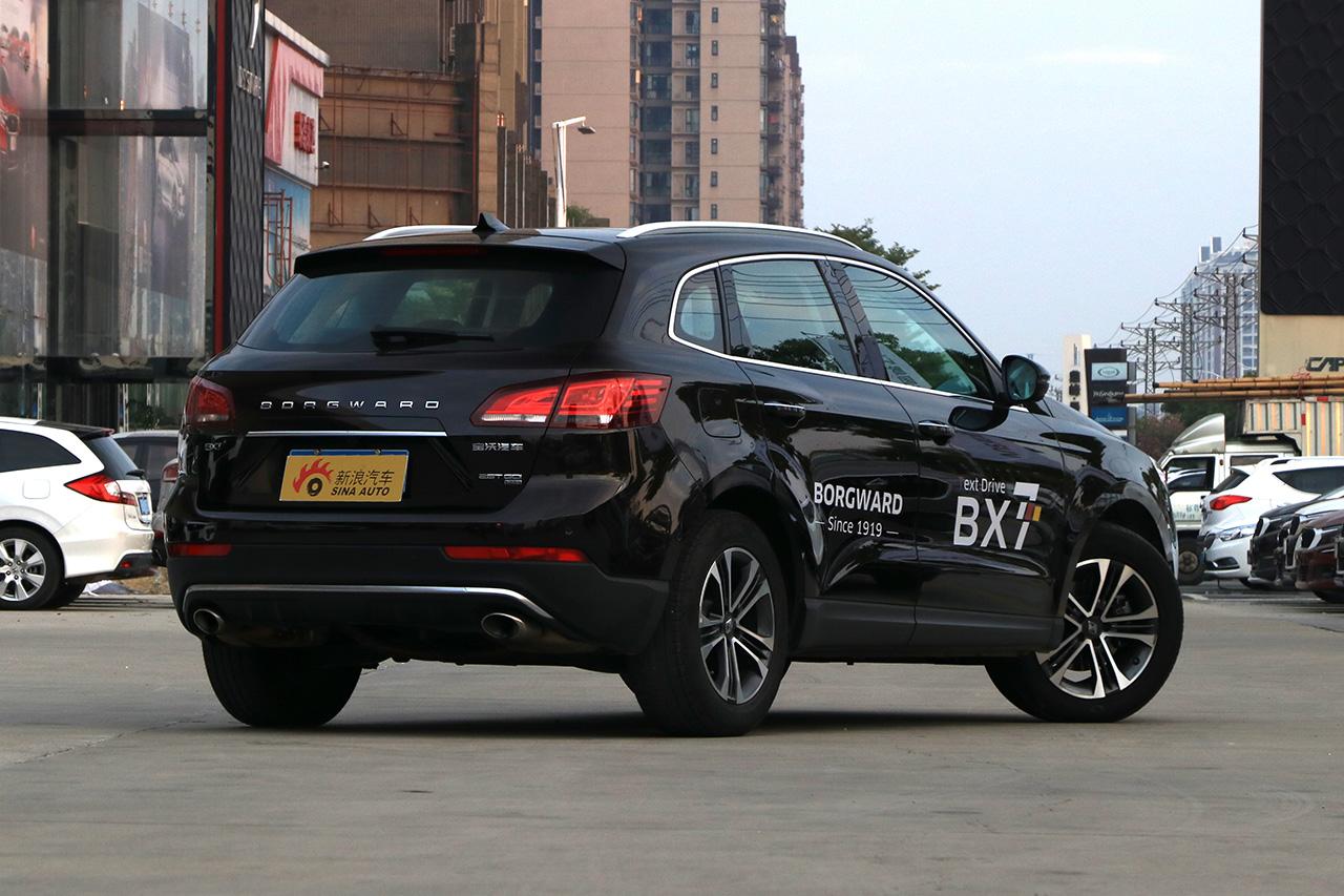 2018款宝沃BX7 2.0T自动28T四驱旗舰型7座