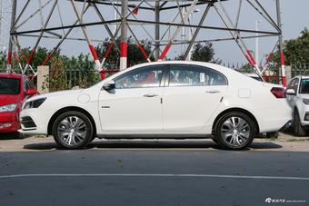 2018款帝豪新能源EV450 精英型