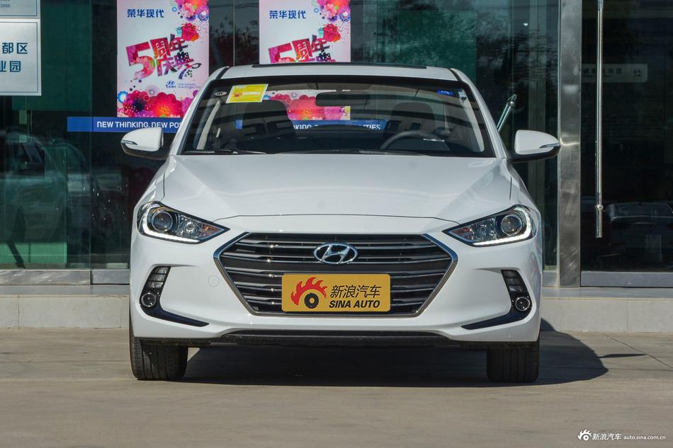 终于等到这个价,现代领动新车全国7.05万起