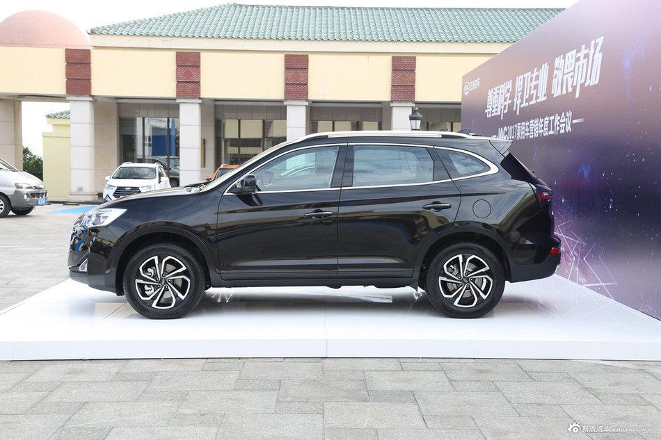 江淮全新7座SUV亮相 轴距超过2米8