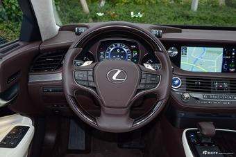 2018款雷克萨斯LS 3.5L自动500h行政版