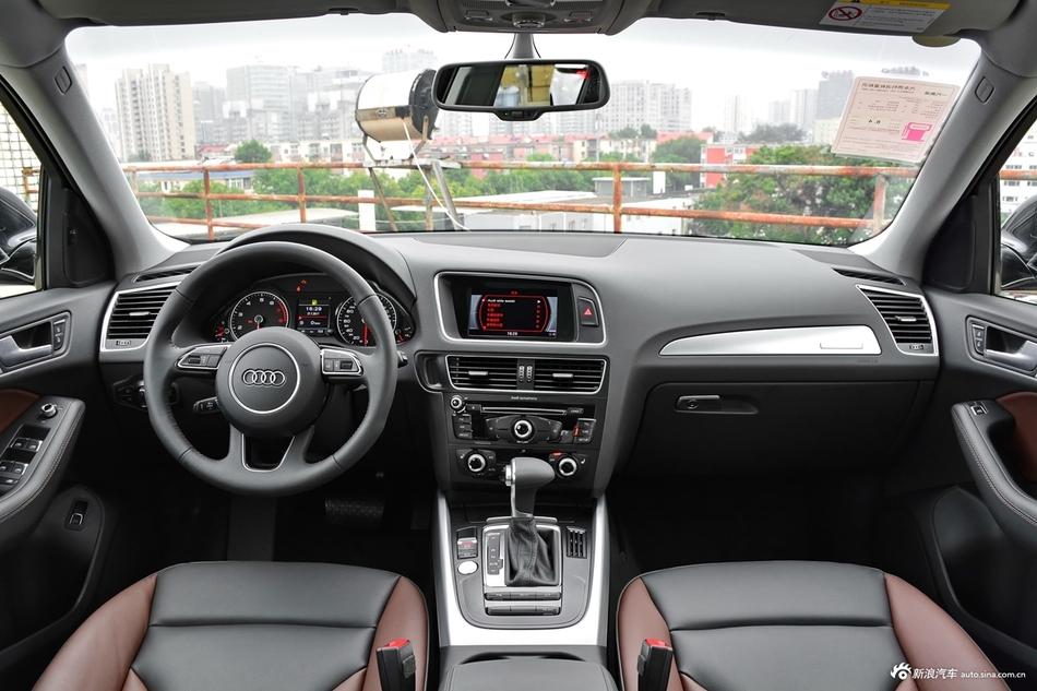 8月全国比价 奥迪Q5新车优惠31.69万起