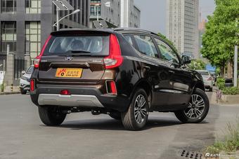 2016款远景SUV 1.3L自动豪华型