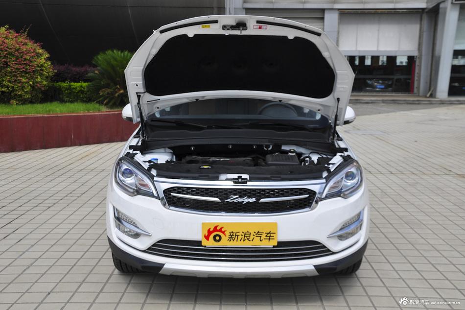 2015款大迈X5 1.5T自动总督型 国五