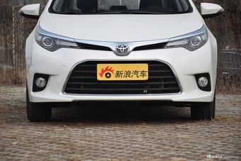 2017款雷凌1.2T G手动精英版