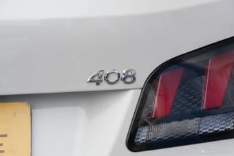 2019款标致408 1.6T自动豪华版350THP
