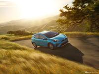 安全性配置提升 丰田新款普锐斯C官图发布