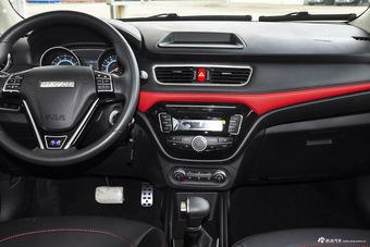 2016款哈弗H1 1.5L自动标准型蓝标改款 钛白