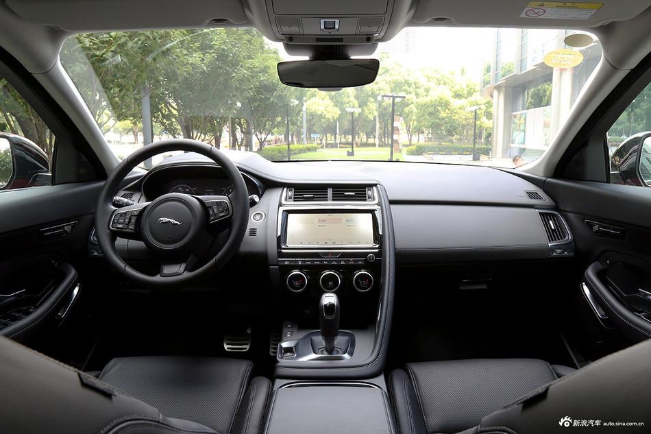 2018款捷豹 E-PACE 2.0T 首发限量版