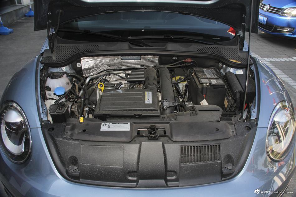 2018款甲壳虫1.4T自动纵乐型280TSI