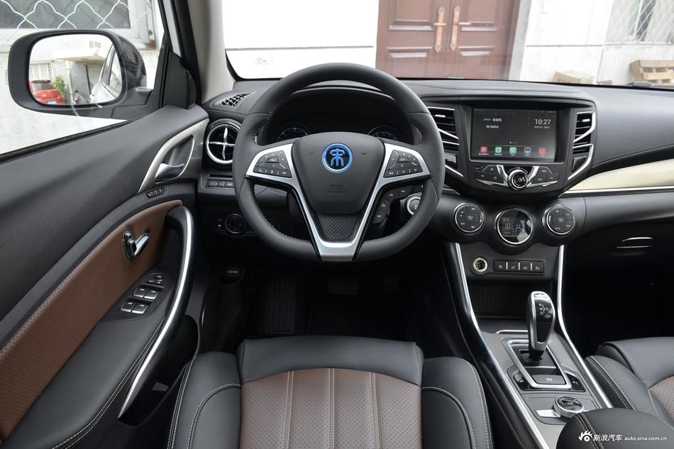 有颜值有实力,比亚迪宋新能源新车全国16.23万起