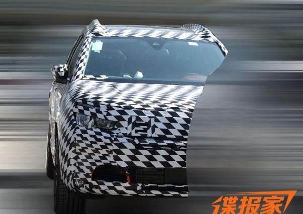 4月首发 雪铁龙全新SUV定名C5 Aircross