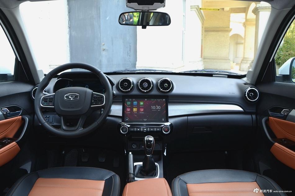 2018款凯翼X3 1.6L手动智尊版