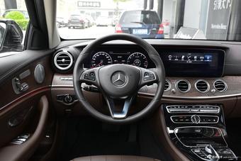 2018款奔驰E级改款3.0T自动 320 L 4MATIC