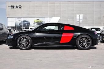 2017款奥迪R8 5.2L自动V10 Coupe