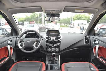 2017款海马S5强动力版1.5T手动尊贵型
