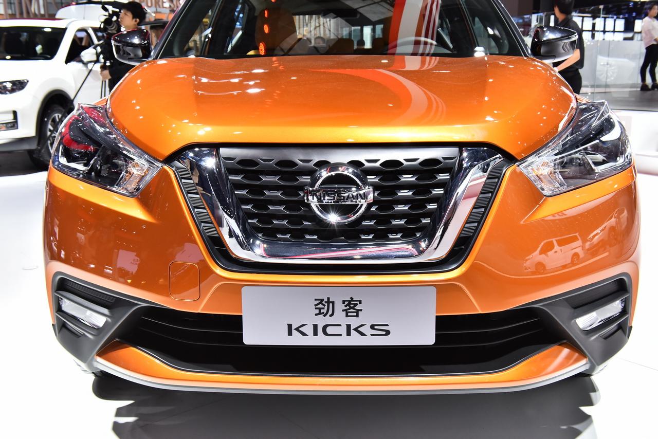 东风日产Kicks
