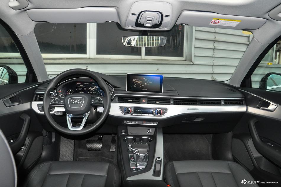 2017款奥迪A4 allroad 2.0T自动 45TFSI quattro时尚型