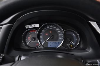 2017款卡罗拉改款1.2T自动CVT GL