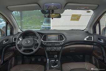 2017款传祺GS4 1.5T手动两驱豪华版235T